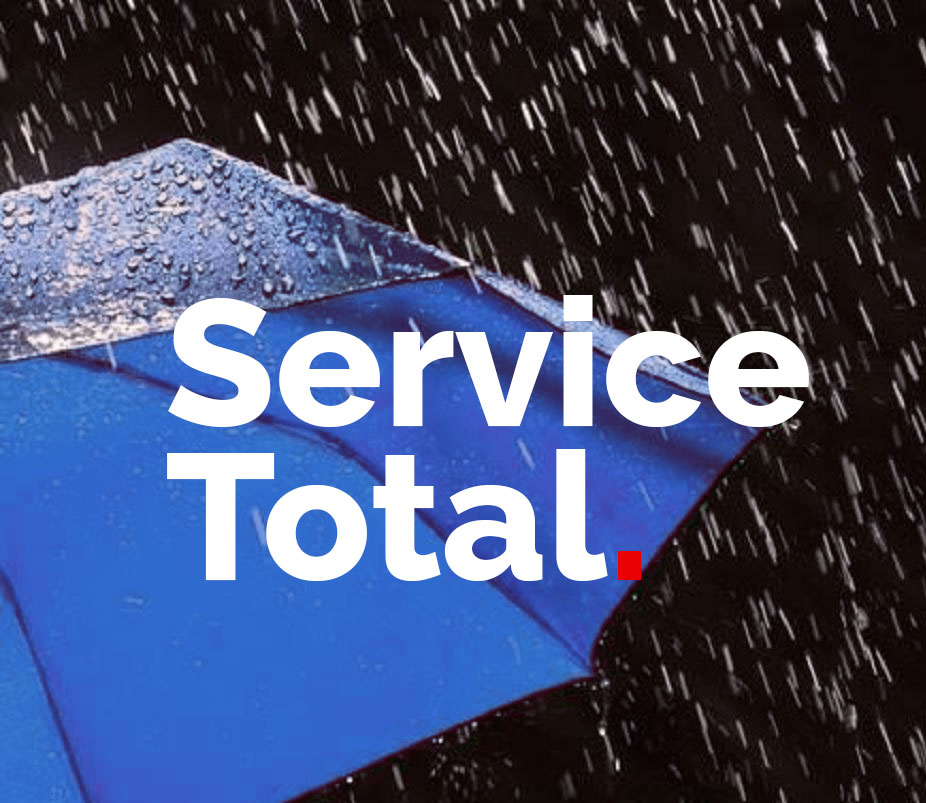 Service total